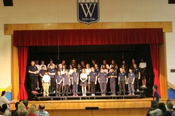 Wyndcroft Select Chorus Sings With Berks Youth Chorus