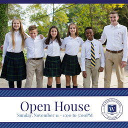 Admissions Open House - November 11