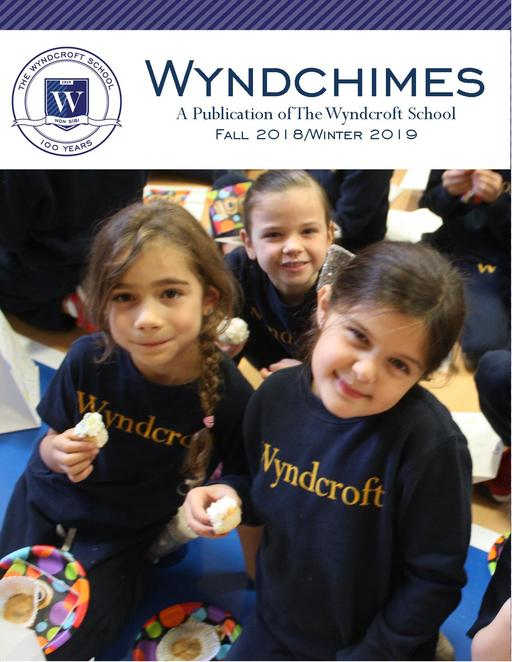 Winter 2018-2019 Wyndchimes